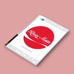 Unser Cover-Motiv für das IHK-Magazin Hessische Wirtschaft