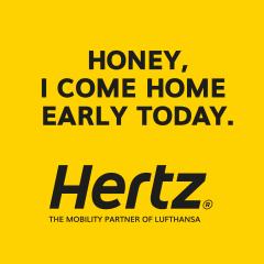 Unsere Photo-Booth-Promotion für Hertz