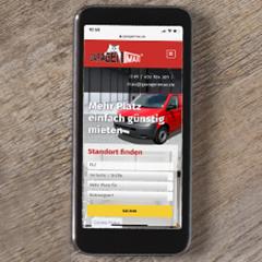 Die neue Website von GaragenMAX ist live –Mehr Platz für die Rhein-Main-Region