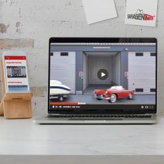 Unsere neuen Videos für GaragenMAX: Jetzt einfach virtuell besichtigen!