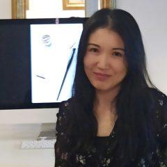 Herzlich willkommen: Jing, unsere neue AD!